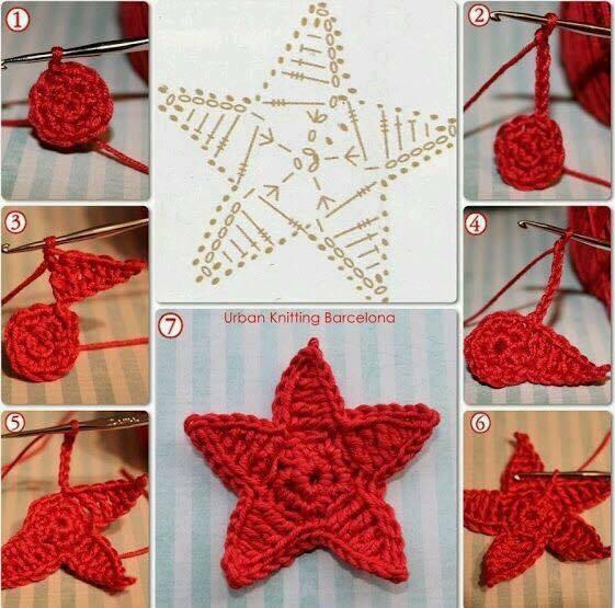 apliques para hacer en crochet