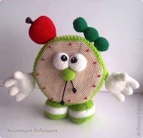 popurrí crochet