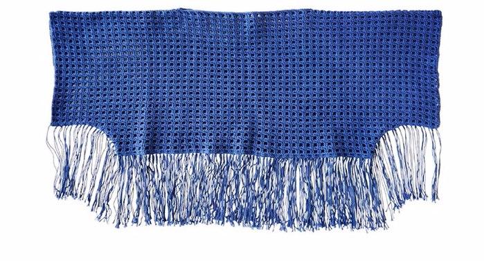 patrón jersey crochet